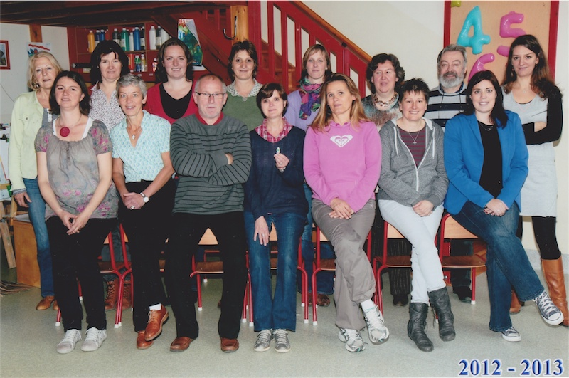 ESF Enseignants