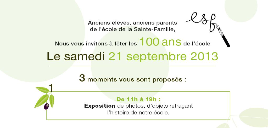 ESF100ans