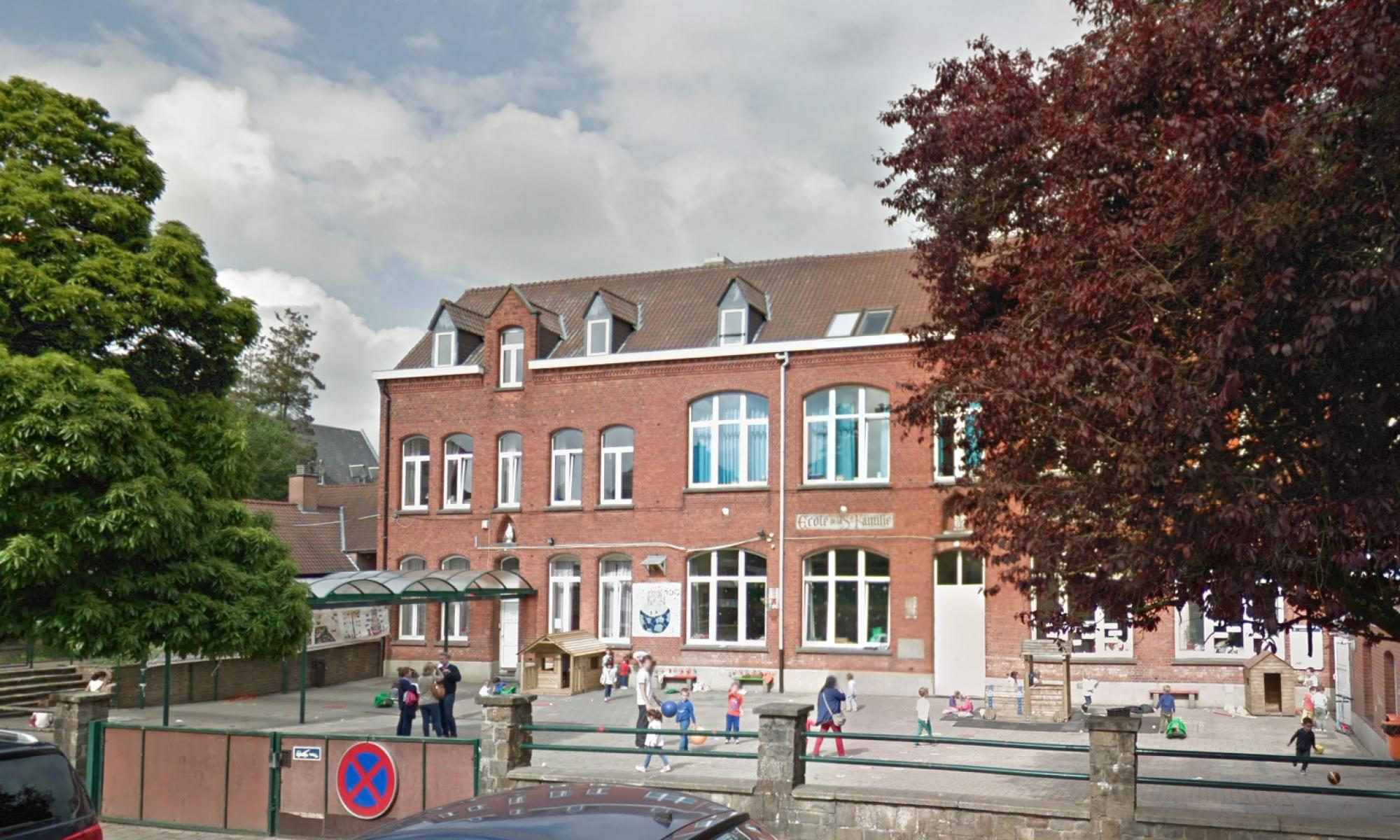 École primaire et maternelle de la Sainte Famille Watermael-Boitsfort